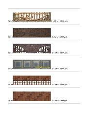Стеклопластиковые формы для еврозаборов - foto 0