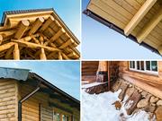 Интервалы обновления наружных покрытий и конструкционная защита