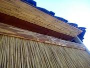 Рулоны из камыша,  отделка стен и потолков,  обои из камыша - foto 0