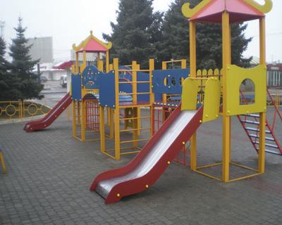 Детские площадки широкий выбор изделий в Харькове. - main